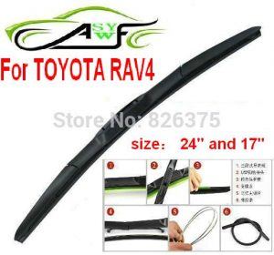 1999 toyota camry windshield wipers size