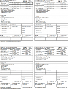photo relating to W2 Form Printable named 2014 W2 Printable Style amulette
